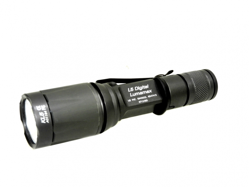 [SUREFIRE] Model L5 LUMAMAX LED Combat Light (中古)
