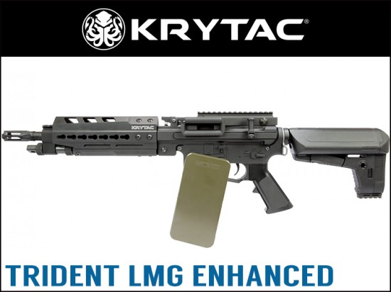 [KRYTAC] TRIDENT LMG ENHANCED (新品取寄)