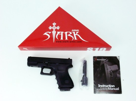 [STARK ARMS] グロック19 (中古)