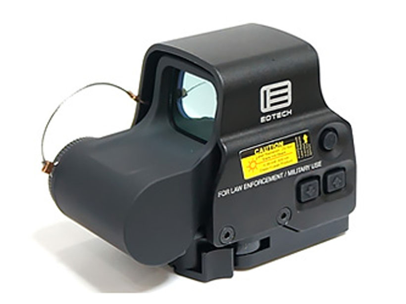 [NB] EOTech EXPS3 ホロサイト 最新刻印モデル BK (中古)