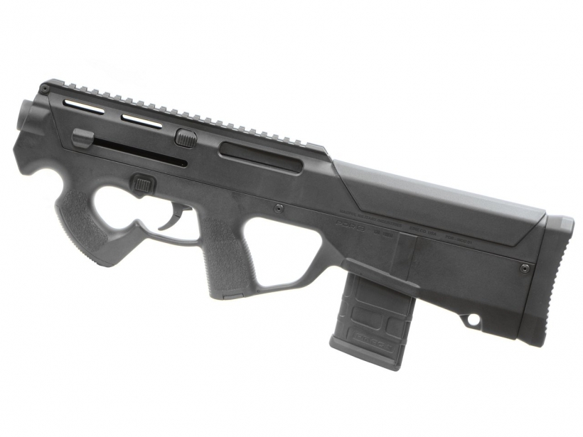 [MAGPUL] PTS PDR-C/Personal Defense Rifle BK ショップカスタム品 (中古)