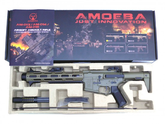 [ARES] AMOEBA AM-013 Honey Badger DE (中古)