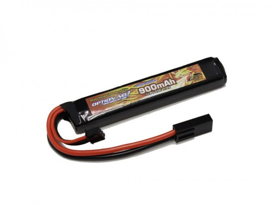 [OPTION NO.1] マッチドLiPOバッテリー HIGH POWER 7.4V 900mAh GB-0014M (新品)