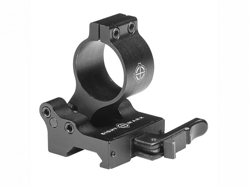 [Sightmark] Flip to Side Magnifier mount - Locking Quick Detach Mount (中古)