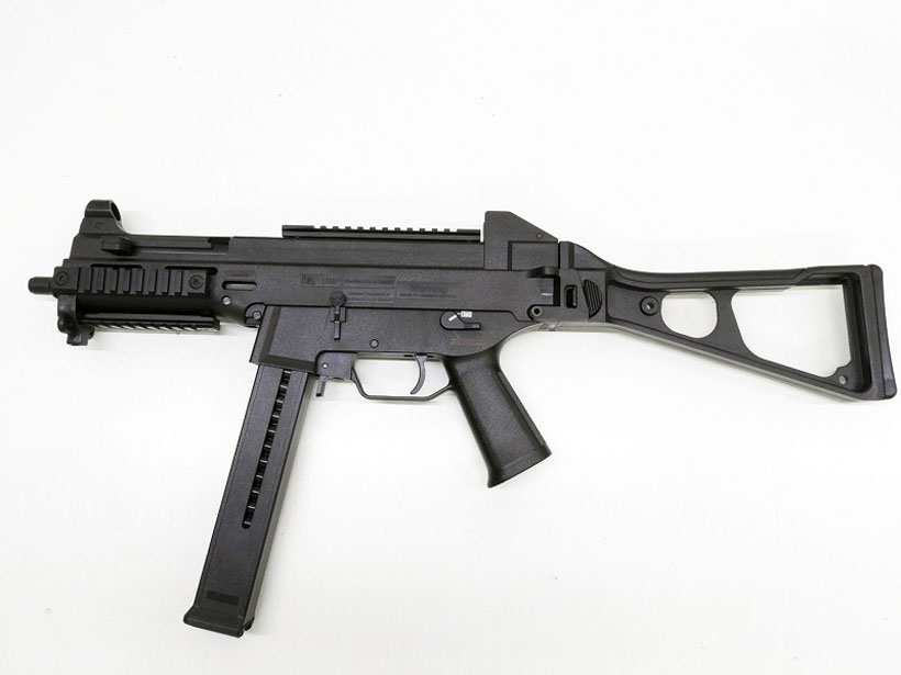 [S&T] H&K UMP Competition BK SBDカスタム (中古)