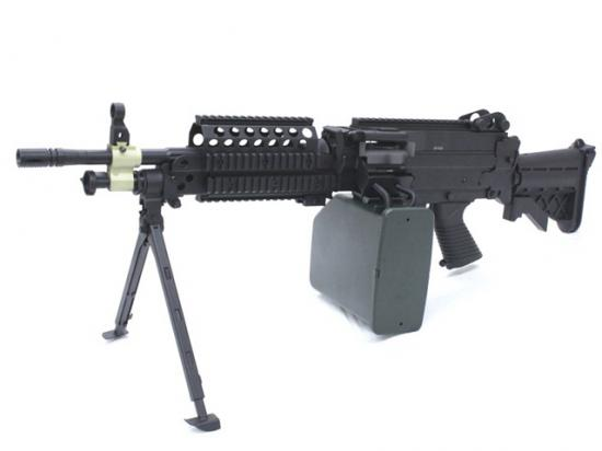 [A&K] MK46 with Retractable Stock (未使用)