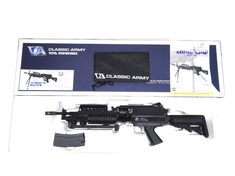 [Classic Army] MK46 SPW (中古)